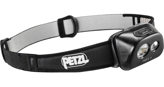 Petzl Tikka + Headlamp black